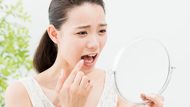 虫歯になりやすい人の共通点