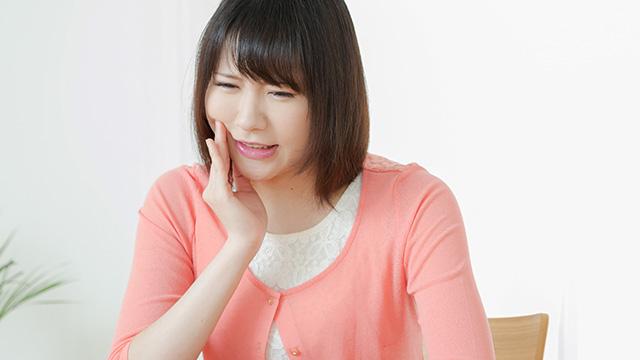 激しい歯痛が起こる原因は?