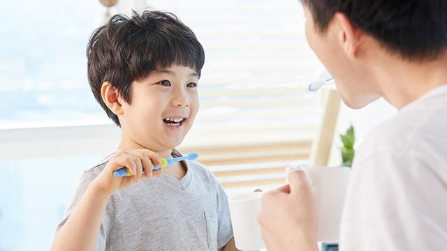 歯磨きは何のために行うの?