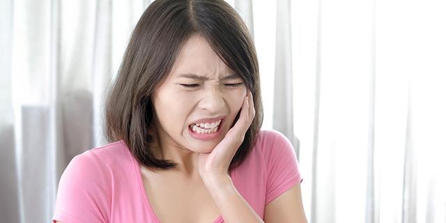 噛むと歯が痛い原因