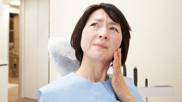 歯髄炎の症状について