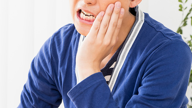 歯髄炎の種類について