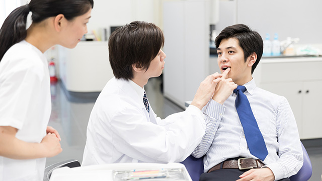 歯髄炎の原因について