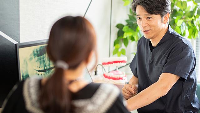 虫歯による肩こりの応急処置・対処方法